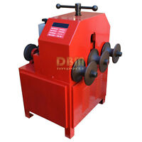 Electric Pipe Tube Bender Multi Function 5/8 - 3 Round & 5/8 - 2 Square Dies