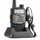 Baofeng UV-5RA VHF/UHF Talkie-Walkie - Noire