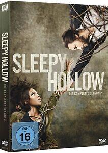 SLEEPY HOLLOW, Season 2 (5 DVDs) NEU+OVP - Oberösterreich, Österreich - SLEEPY HOLLOW, Season 2 (5 DVDs) NEU+OVP - Oberösterreich, Österreich