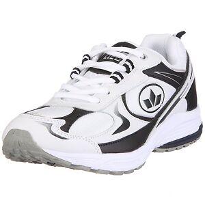 Details zu Lico RAMON Sneakers Sportschuhe Turnschuhe, Nylon (weissmarinesilber), EU36 37