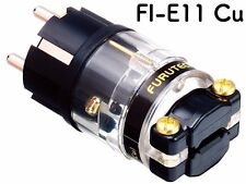 Furutech FI-E11 Cu Schukostecker Netzstecker
