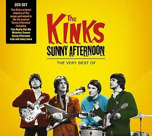 The-Kinks-the-Kinks-sunny-l-039-apres-the-very-best-of-2cd-2-CD-NEUF