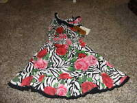 Boutique My Vintage Baby 4 Floral Dress