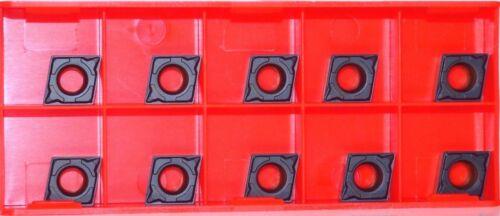 TIALN Schlichtplatte für Stahl P20 10x CCMT 09T302-HF