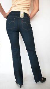 Levis Classic Slight L32 W27 Jeans Curve Straight 04400 Women 0111 Rise fqwfXEr