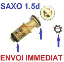 KIT JOINTS + CLIPS + NOTICE REPARATION PANNE SUPPORT FILTRE GAZOIL SAXO 1,5 D **