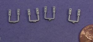 On30 WISEMAN DETAIL PARTS #O236 BACHMANN FREIGHT CAR REPLACEMENT STIRRUP STEPS