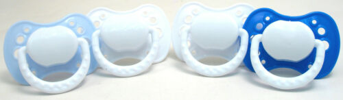 Silicone 12 x 4 Soother Dummys Safety Cherry Soothers JOBLOT Griptight