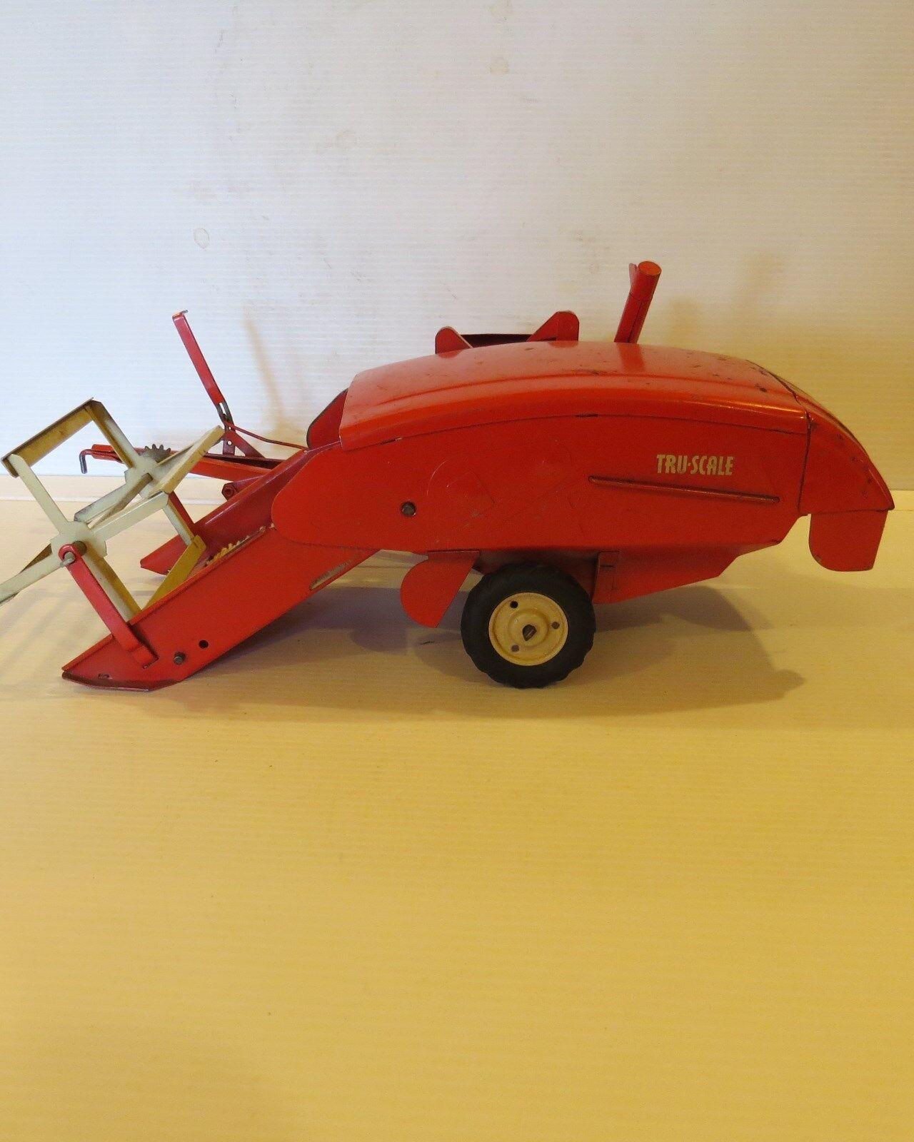diseños exclusivos 1954 Tru-Scale Tire Tire Tire Tipo combinar Rojo TS034  moda clasica