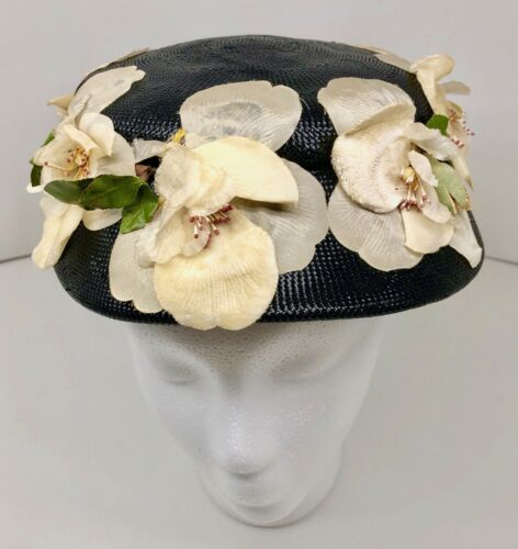 Vintage Ladies Hat Designed by Phyllis New York -