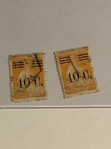 Portugal-Stamp-Lot-PA3-1928-29-A64