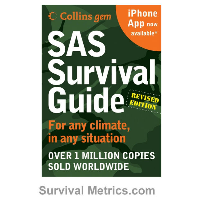 SAS Pocket Survival Guide 2E – Revised