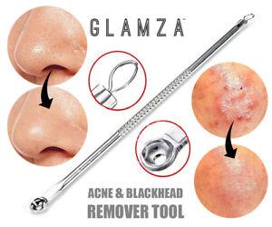 Neu-Akne-Mitesser-Entferner-Gesichts-Punkt-Pickel-Auszieher-Werkzeug-UK