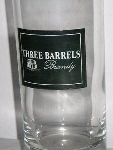 Three-Barrels-Brandy-Sturdy-Hotel-Quality-Heavy-Base-Glass-13cm-High-5-75cm-Top