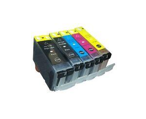 PACK-x5-cartuchos-tinta-compatible-NONOEM-PGI520-CLI521-Canon-Pixma-MX876-MX-876