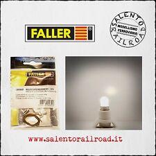 FALLER 180660 lampada LED PER ILLUMINAZIONE EDIFICI PLASTICO 12-16V - luce CALDA