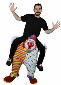 Zirkus Clown Huckepack Kostum Trage Mich Pick Me Up Kostume Fasching