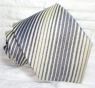 Cravatta Uomo Seta Ora Made In Italy Bianco Nero Business Evento Ultimo Stile