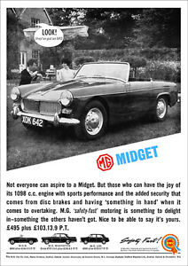Aside! What mg midget poster accept. The