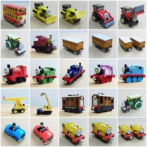 LOOSE-LEARNING-THOMAS-THE-ENGINE-DIECAST-TRAIN-MANY-STYLES