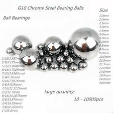 Loose Bearing Ball Hardened Chrome Steel Bearings Balls G16 QTY 100 12mm