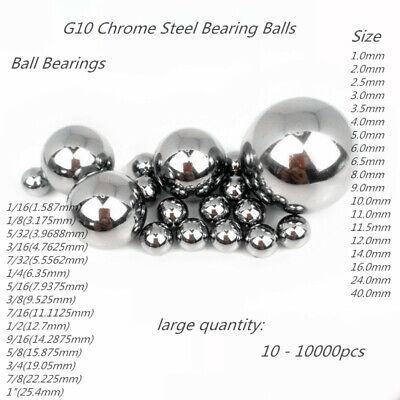 500 PCS 6mm G16 Hardened Carbon Steel Loose Bearing Balls Bearings Ball