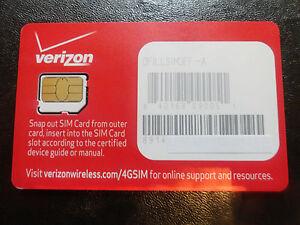 treatguado - Verizon micro sim card activation