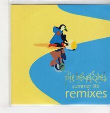 (GI436) The Penelopes, Summer Life (remixes) - 2012 DJ CD
