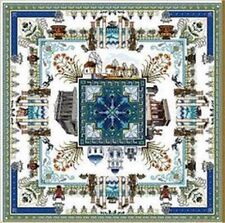"Mandala Gardens 1 /""The Knotgarden/"" 10/% Off Chatelaine Counted X-stitch Chart"