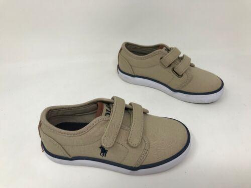 Khaki X8 Polo 998745 Jeethan Low EZ Shoes New w// Box Boy/'s Toddler