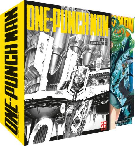 Deutsch NEUWARE ONE-PUNCH MAN 10 mit Sammelschuber KAZE Manga