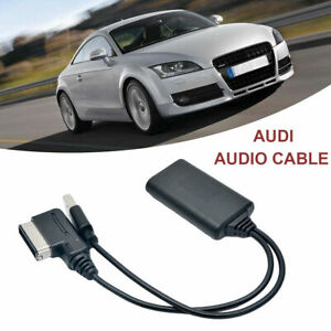 Pour-AUDI-A4-8T-8K-4F-Q7-7L-AMI-MMI-2G-USB-AUX-Adaptateur-Cable-Bluetooth