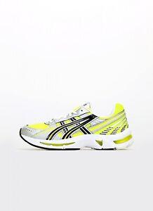 Asics Gel Kyrios Herren Sneaker Turnschuhe Schuhe Neon Gelb NEU 1021A335-750