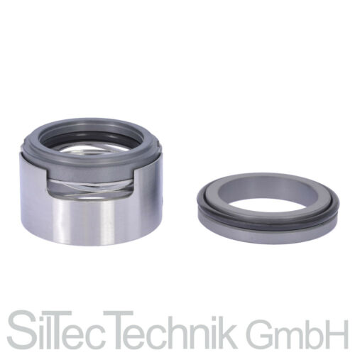 Siltec gleitringdichtung m7n sic//sic//Viton 14-100 mm incl contra ring g4