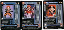 Pan 269 270 271 Dragonball GT Personality Card Set DBZ CCG TCG
