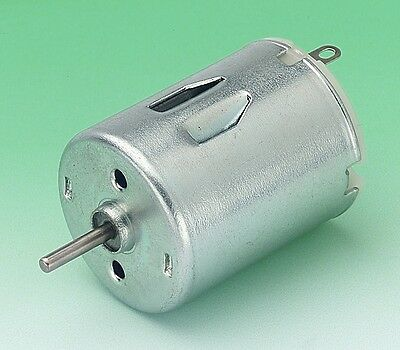 5 x RE130 Low Torque Miniature Motor for Model Educational Use With Clips
