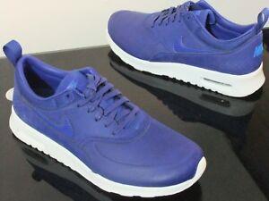 Detalles de Nike Air Max Thea Premium Mujer Zapatos Zapatillas tamaño de Reino Unido 4.5 616723 400 ver título original