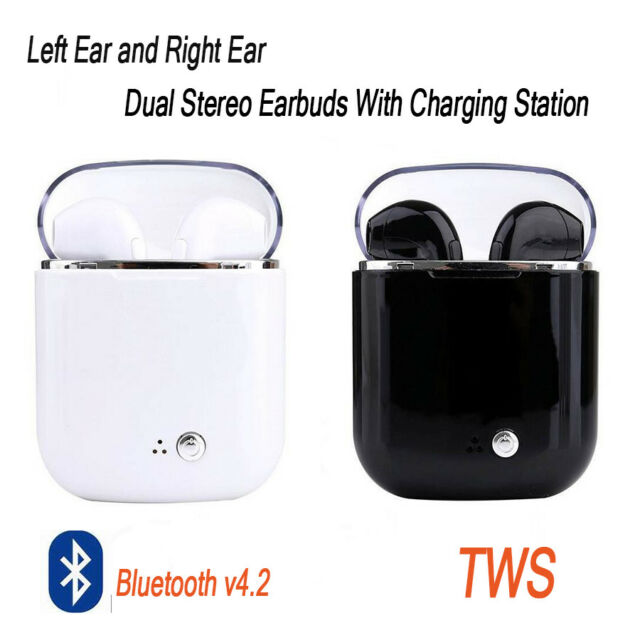 For Apple Airpods iPhone 7 8 Plus X Wireless Bluetooth Earphone Headset AU 2018