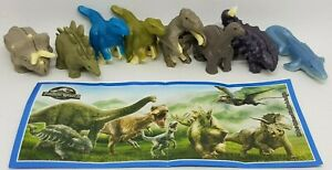 Kinder-2019-Jurassic-World-Italy-Calze-Befane-choose-your-piece-incl-Bpz