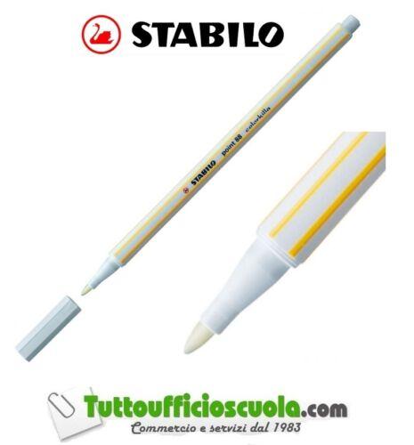 CORRETTORE PENNA STABILO Point 88//00 Colorkilla ® 88 SCOLORINA GOMMA CANCELLINO