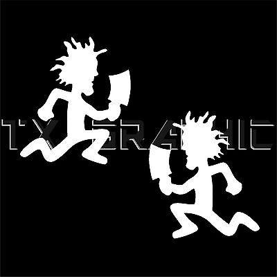juggalo juggalette hatchetman icp family Vinyl Decal Car Wall Truck Sticker