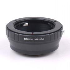 Dollice Minolta MD MC Mount Lens to Micro 4/3 M43 Adapter OM-D E-PL6 GH4 GF6 G6