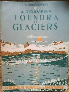 VOYAGES-A-Travers-Toundra-et-Glaciers-par-V-ROMANOVSKY-8213