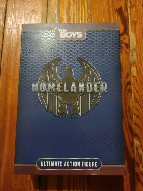 NECA The Boys Ultimate Homelander - IN HAND - New unopened.