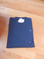 Abercrombie & Fitch Moose Creek Tee Navy Medium
