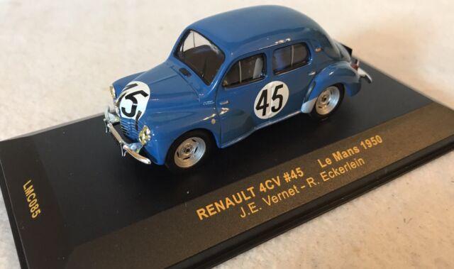 1:43 IXO 1950 Renault 4CV