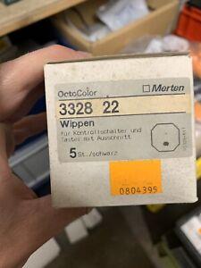 Merten-Octocolor-Wippe-Kontroll-Schwarz