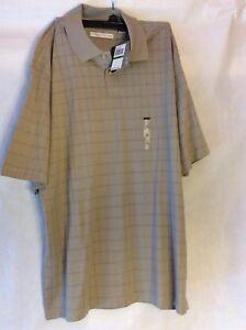 Geoffrey-Beene-NWT-Mens-Large-short-sleeve-Polo-Shirt-40