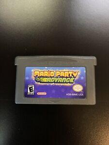 Mario-Party-Nintendo-Gameboy-Game-Boy-Advance-GBA-Cart-Only