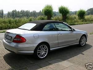 Mercedes-DB-CLK-209-Cabrio-Verdeck-Montage-Anleitung-CD